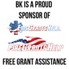 BK is a Proud Sponsor of FireGrantsHelp and EMS1, the Grant Assistance Programs!