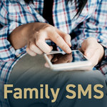 Family SMS – they know when you go