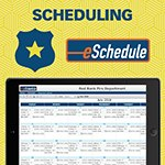 Easily manage officers' schedules online