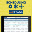 Easily manage firefighters' schedules online