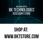 Maintain the Integrity of your BK Radio® with Genuine BK Technologies Accessories!