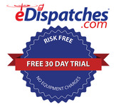 Free 30 Day Trial of eDispatches