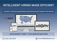 eSOPH Background Investigation Software