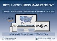 eSOPH Background Investigation Software