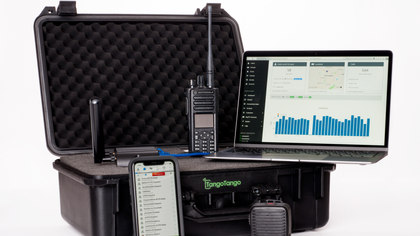 Expand your radio reach by integrating smartphones into your existing system