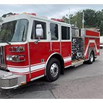 Used Pumpers and Engines