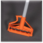 Wet mop with plastic handle #6052C-PL56