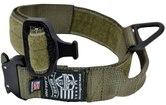 Cobra Buckle Collar with Handle
