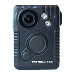 PatrolEyes WiFi Pro 1080P HD GPS Infrared Police Body Camera