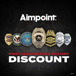 Professional users trust Aimpoint optics for shotguns, carbines, and handguns.