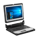 "Introducing the NEW Toughbook 33, a 12"" fully rugged detachable tablet!"
