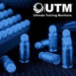 UTM 9mm Man Marker Round
