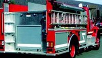 KME displays new FDNY pumper at FDIC 2014