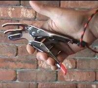 Firefighter invents 'stay-dry' sprinkler head stopper