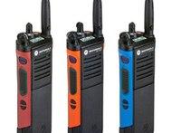 Motorola showcases new APX portable radios