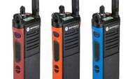 Motorola showcases new APX portable radios