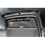 Rear Cargo Compartment Window Barriers