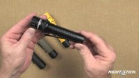 Nightstick TAC-300 Series Polymer & Metal Non-Rechargeable Tactical Flashlight