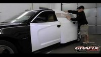2013 Dodge Charger Door Wrap Installation Instructions
