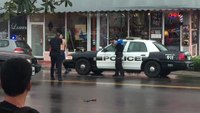 Razor-wielding suspect shot and killed in Fla. robbery attempt