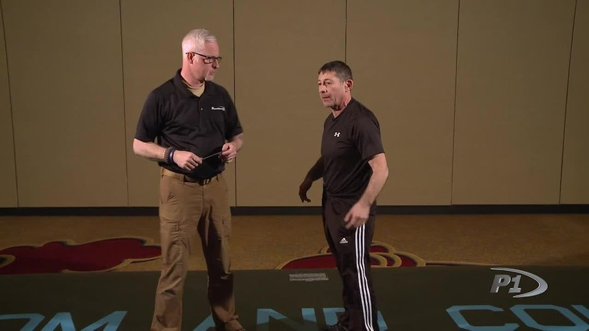 Tactical Tip: Assaults with edged weapons