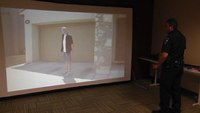 Interactive Simulator Video Scenarios from Real-World Training Solutions