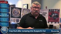 P1 Roll Call: 63 Ohio police suspended, officer dragged during traffic stop