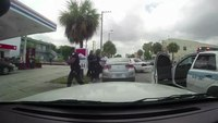 Traffic stop turns to scuffle between Miami cop, IA lieutenant