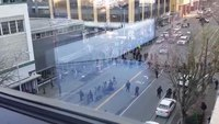 Man hit by pepper spray during protest sues Seattle PD