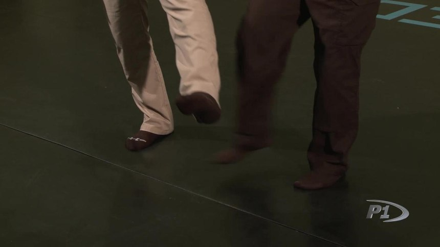 Tactical Tip: The Foot Sweep
