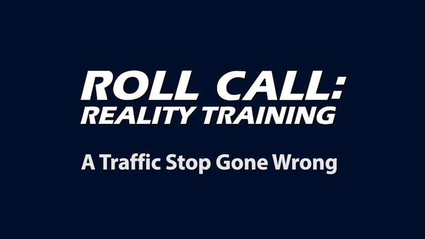 Reality Training: 4 traffic stop safety tips