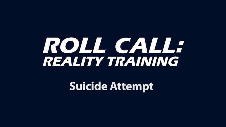 Reality Training: How do you safely stop a bridge jumper?