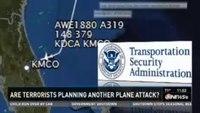 Terrorism 'dry runs' reported aboard US Airways Flight 1880
