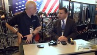 Gould and Goodrich at SHOT Show 2014