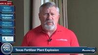 P1 Roll Call: Marathon Bombing; Texas explosion