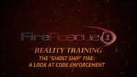 Reality Training: The Ghost Ship fire: A look at code enforcement