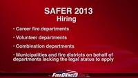 SAFER 2013