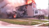 Reality Training: Lessons from a two-story house fire