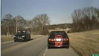 Traffic Stop Recorded Using 10-8 Video In Car Video System