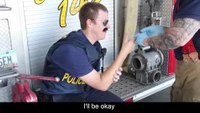 Hilarious police spoof: 'I've Just Got This Car'