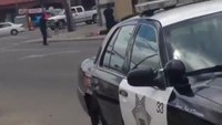 Armed suspect shot to death by Calif. police