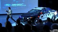 The New Ford Police Interceptor (Reveal Part 3)
