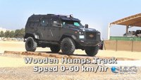 Sentinel TRV/ Guardian APC Suspension Capabilities Test (Rear Coil Spring Suspension)