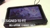 Gamber Johnson's Docking Station for Dell Latitude 12 Rugged Tablet