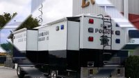 EVI Custom 30-Ft. Mobile Command-Communication Vehicle