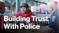White cop, black barber team up to bridge community gap