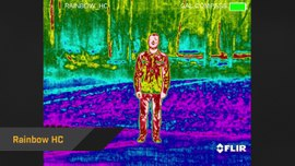 Introducing Video Palettes on the new FLIR Breach Thermal Monocular