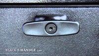TruckVault: Lock and handle options
