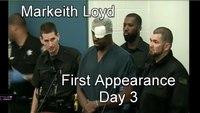 Suspected Fla. cop killer curses at judge, again