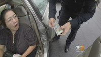 Calif. officers hand out money instead of tickets